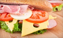 Lunch or Catered Meals at Ladybug House of Sandwiches (Half Off)