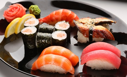 Asian Cuisine for Two or Four for Dine-In at Orchid Japanese & Thai Restaurant (36% Off)