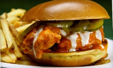 $10 for $20 Worth of American Food at Beef O Brady's