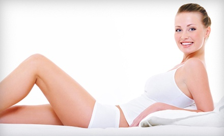 Six Laser Hair-Removal Treatments on a Small, Medium, or Large Area at Women's Doc MedSpa (Up to 89% Off)