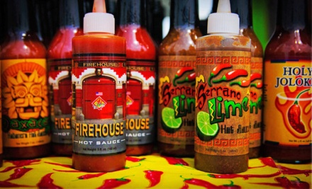 Admission for Two or Four to the Houston Hot Sauce Festival on September 21 or 22 (Half Off)