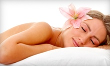 One, Two, or Three Swedish or Deep-Tissue Massages at Healing Garden Wellness Centre & Spa (Up to 67% Off)