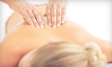 $35 for a One-Hour Swedish or Deep-Tissue Massage with a Hand-and-Foot Sugar Scrub from Brittany Harris LMT ($75 Value)