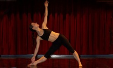 15 or 30 Classes at Dharma Yoga Evanston (78% Off)