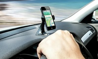 GROUPON: Universal Smartphone Car Mount Holder Universal Smartphone Car Mount Holder
