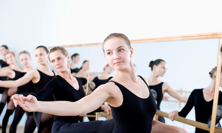 Four or Eight Adult Ballet Classes at Santa Barbara Festival Ballet (Up to 51% Off)