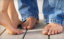Laser Toenail-Fungus Removal for One or Both Feet at Desoto Foot Care (Up to 69% Off)