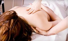 One or Three 60-Minute Massages with Chiropractic Exam and Alignment at Rocklin Family Chiropractic (Up to 90% Off)