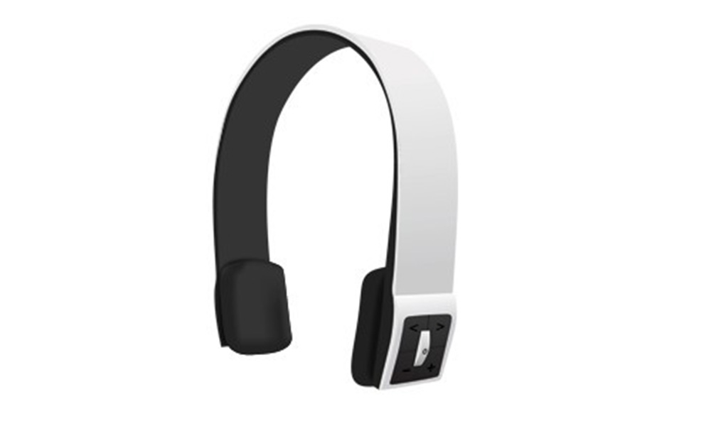 wireless headphones with mic groupon goods. Black Bedroom Furniture Sets. Home Design Ideas