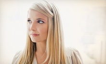 Haircut and Style with Color Treatments at Charisma & Associates Hair Salon (Up to 53% Off). Four Options Available.