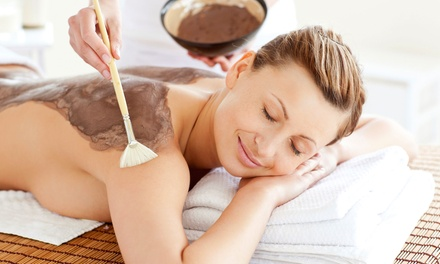 $99 for a Spa Package with a Seaweed or Chocolate Body Wrap at Angelical Massage Therapy and Skin Care ($199 Value)