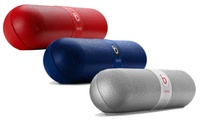 GROUPON: Beats by Dre Pill 2.0 Portable Bluetooth Speaker with Mi... Beats by Dre Pill 2.0 Portable Bluetooth Speaker with Mic
