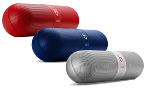 Beats By Dre Pill 2.0 Portable Bluetooth Speaker With Mic