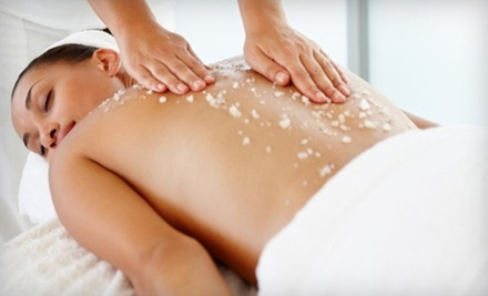 $49 for a Coconut Body Scrub at Chakra Thai Massage & Spa ($105 Value)