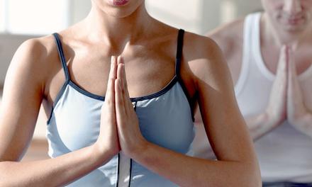 $59 for 10 Hot-Yoga Classes at YogaFlex ($160 Value)