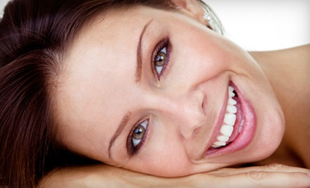 One or Three 60-Minute BriteWhite Teeth-Whitening Treatments at The Makeup Maven and Company (Up to 56% Off)
