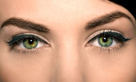 $1,249 for Upper-Eyelid Surgery on Both Eyes from John Michael Thomassen M.D. ($3,299 Value)