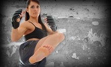 5, 10, or 15 Krav Maga Classes at California Krav Maga (Up to 73% Off)