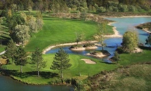 18 Holes of Golf for Two or Four with Cart Rentals at Pelham Hills Golf and Country Club (Up to 52% Off)