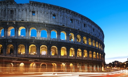 Notti per Te — Itália: 2 noites para duas pessoas em quarto duplo num de 200 hoteis à escolha por 9,90€