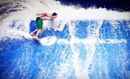 All-Day Trampoline Pass with Optional Indoor Surfing at Surf Xtreme (Half Off). Three Options Available.