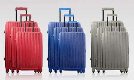 Conjunto de 3 trolleys BlueStar por 129,99€