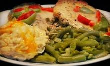 $8 for Soul Food for Two at New Harvest Cafe (Up to $17 Value)