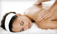 Serenity Massage, a Hot-Stone Massage, or a Hot-Stone Facial from Shelley Steeves at Sacred Beauty (Half Off)