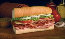$7 for $15 Worth of Paninis, Wraps, Subs, and Drinks at Blimpie