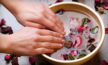 One or Two Hot Hydration Manicures and Pedicures at Bellezza Day Spa (Up to 59% Off)