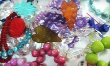Beads and Jewelry-Making Supplies at Bead Fiesta The Shoppe (Half Off). Two Options Available.