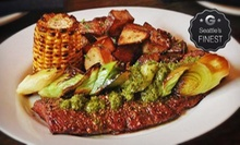 $12 for $25 Worth of Contemporary Bistro Cuisine at Five Restaurant Bistro