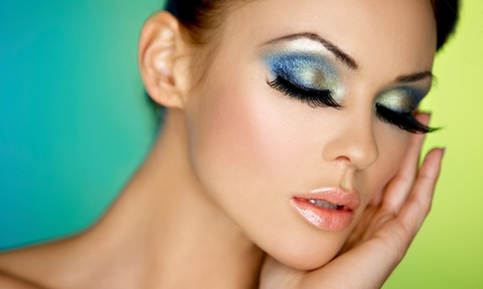 Eyelash Extensions at StarClips Hair Salon (Up to 67% Off). Three Options Available.