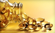 $30 for $60 Worth of Vitamins and Nutrition Supplements at Sundrops Vitamins &amp; Nutrition