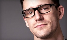 $39 for $175 Towards Vision Services, Prescription Glasses, and Contacts at Ultra Vision Optical Center