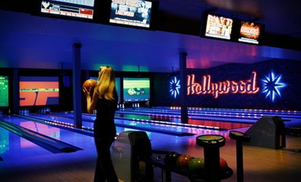Bowling, Shoe Rentals, and Beer or Wine for Two, Four, or Six at Lucky Strike Lanes Belmar (Up to 68% Off)