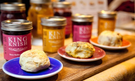 Knish Cooking Class for One, Two, or Four at King Knish (Up to 57% Off)