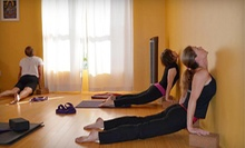 10 or 20 Yoga Classes at Buddha B Yoga (Up to 80% Off)