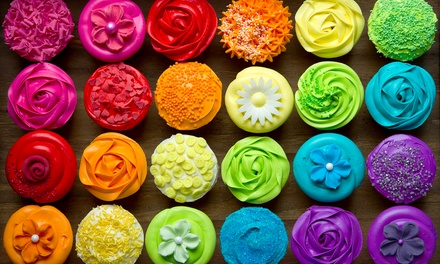 Cupcake-Decorating Classes at America's Biggest Cupcake Decorating Event (50% Off). Four Options Available.