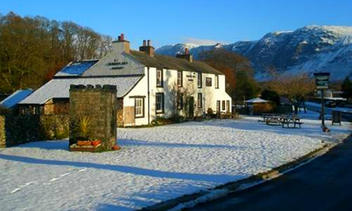 The Screes Inn - The Screes Inn: Lake District: 1 to 3 Nights For Two With Dinner and Breakfast from £69 at The Screes Inn (Up to 49% Off)
