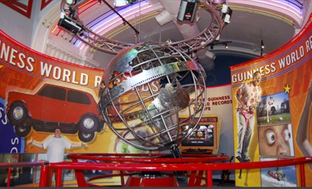 Family-Fun Attractions for Two or Four at Phillips Entertainment, Inc. (Up to 62% Off)