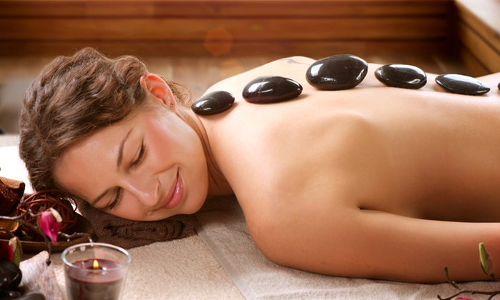 Advanced Body Care - Advanced Body Care: Advanced Body Care: Hot Stone Massage (R180) with Manicure or Pedicure (R232) and a Facial (R290.50) (Up to 65% Off)