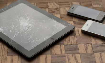 Screen Repair for iPhone 5/5C/5S and iPad Repairs at iFixandRepair (Up to 34% Off) Three Options Available.