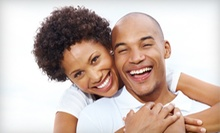 In-Office Teeth-Whitening Treatment for One or Two at Center for Dentistry (Up to 83% Off)