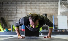 $34 for One Month of Unlimited Boot-Camp Classes at RAW Fitness ($69 Value)