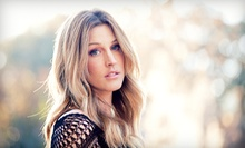 Haircut with Optional All-Over Color, Partial Highlights, or Ombre Color at Curl Revolution (Up to 65% Off)