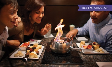 $100 for a $100 Gift Card and Four $25 Bonus Certificates at The Melting Pot (50% Off)