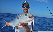 Four- or Six-Hour Fishing Trip for Two at Kingdom Business Charters (Up to 77% Off)
