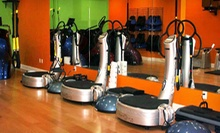 One SlimLine Oxygen Pod Session with Two, Four, or Six PowerPlate Sessions at Versa Fit &amp; Spa (Up to 77% Off)