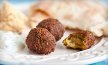 $15 for $30 Worth of Middle Eastern Food at Falafelji